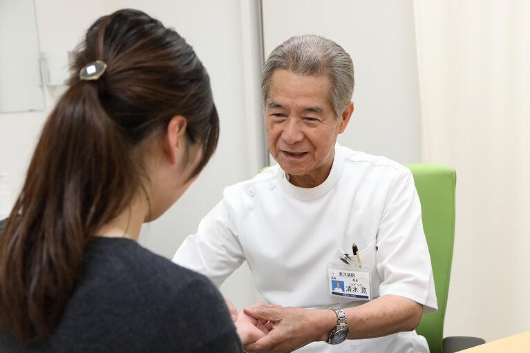 清水 寛医師
