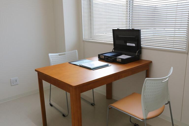 医療連携相談室
