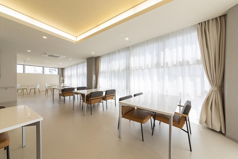 食堂・談話室1